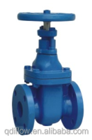 Cast Iron Non-rising Stem Metal Seated Gate Valve BS5163