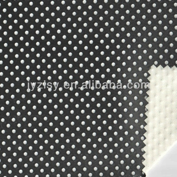 High Quality PVC Faux Leather for Decoration