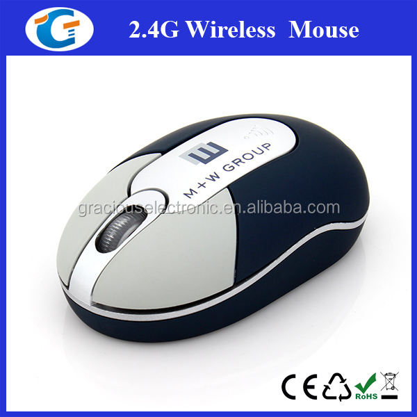 2016 Hot Sale High Quality Wireless Optical Mouse 1600 DPI for Laptop