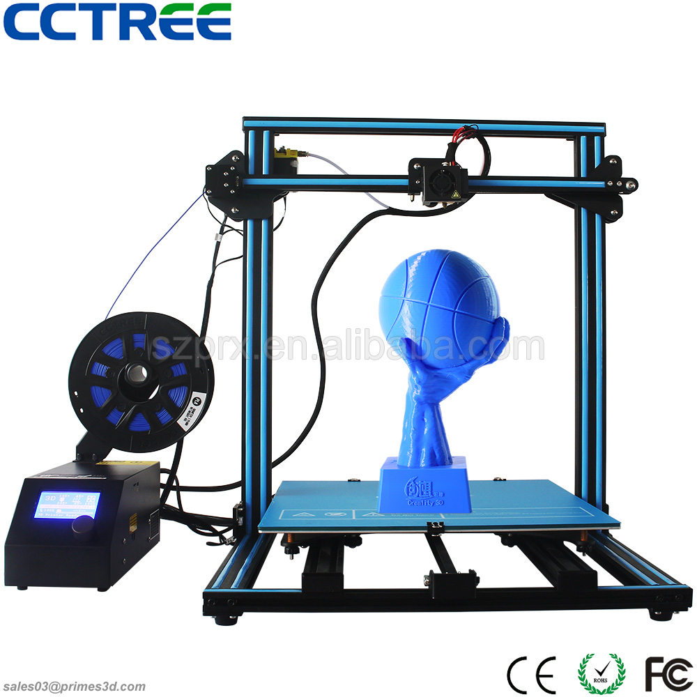 CCTREE 3D Printer Upgrade parts Supporting Rod Set for Creality CR-10S S5 2018