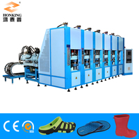 EVA sole shoes injection molding machine with ce certification