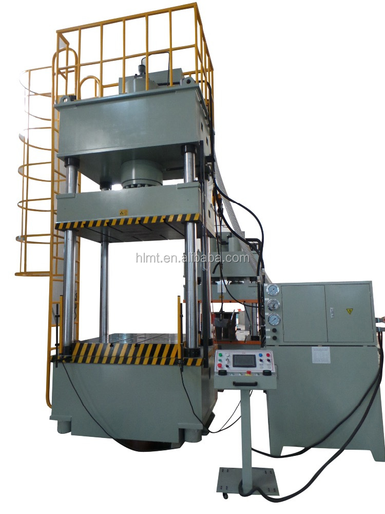 hydraulic press 250 ton,Y32 Series Four column Guide Molding Hydraulic Press