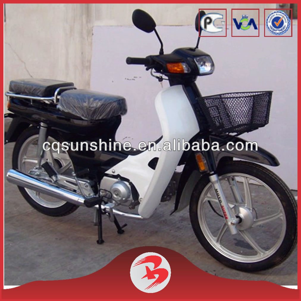 SX110-9C Morocco Hot Selling Model 110CC Docker C90 Model Made In China