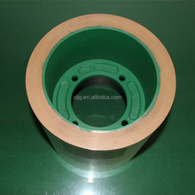 10inch Thicken high wear-resisting rice hulling rubber roller