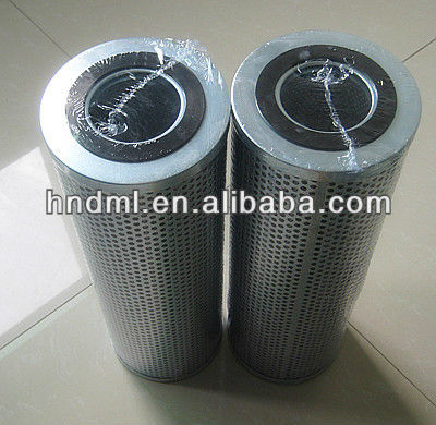 The replacement for HILCO hydraulic oil filter cartridge PL-518-10-C, PL518-10-CR, The HTM Factory filter cartridge