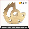Brass Gears CNC Machining Parts With