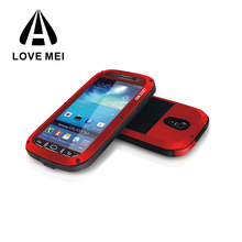 Hot Selling LOVE MEI not free sample phone accessories mobile case for samsung galaxy s4 case for mobile phone