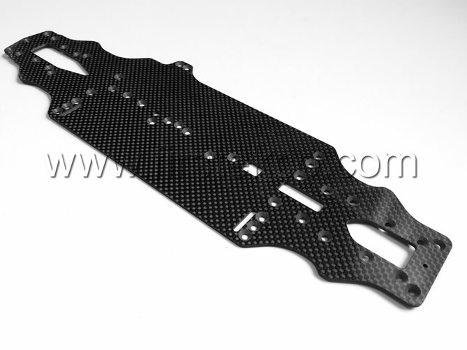 CNC Cutting Carbon Fiber Sheet