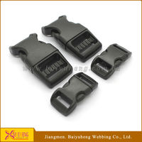 high quality nice plastic quick release buckle