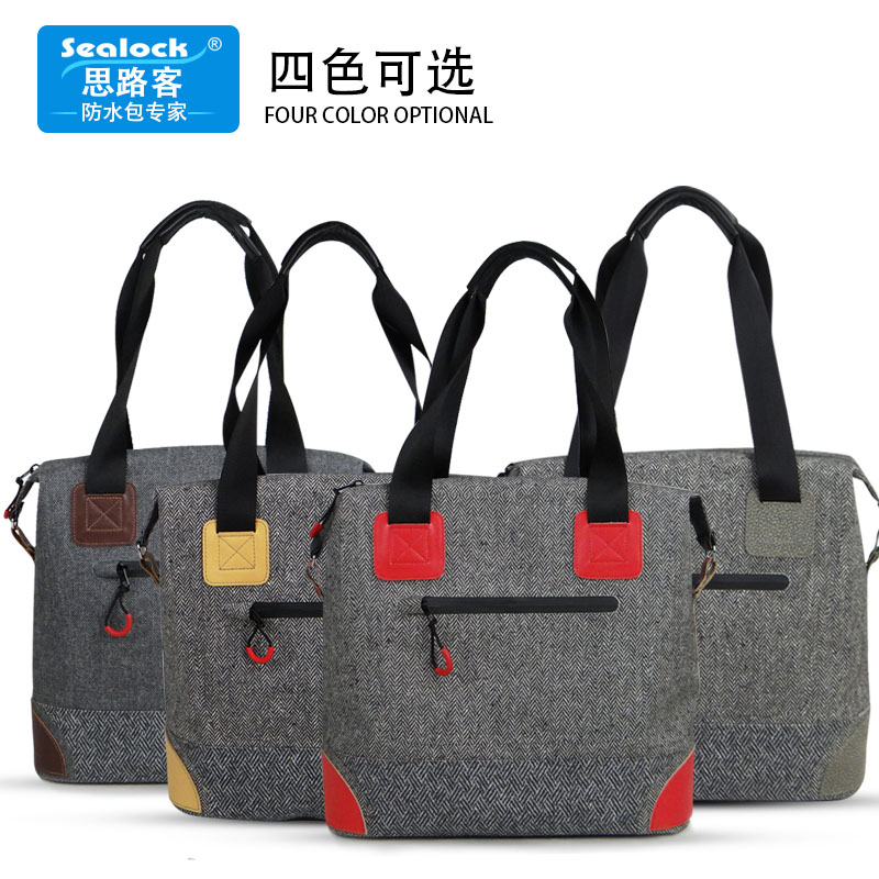 wholesale fashion business men briefcase waterproof laptop case