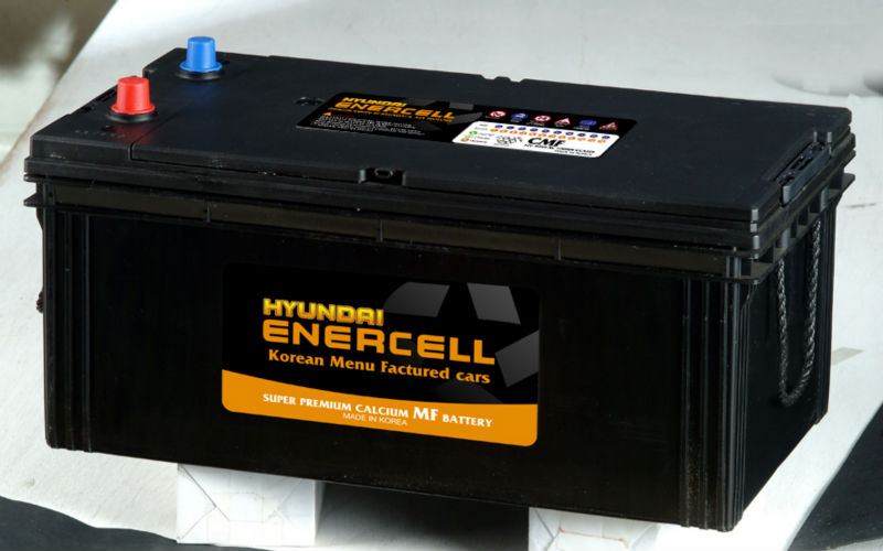 HYUNDAI ENERCELL MF BATTERIES