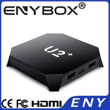 U2+ Kodi Android TV Box 1GB Ram Codi Wholesale Android Smart TV Set Top Box Internet TV