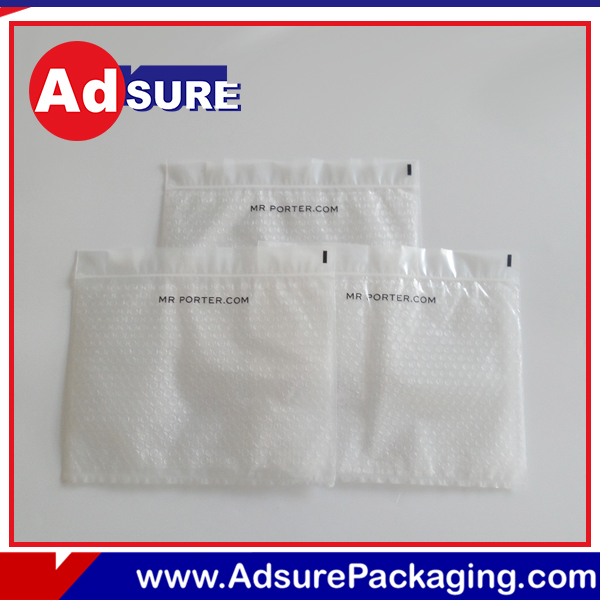 Customized expanded envelope bubble plastic mailer with low price