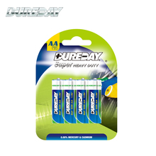 1.5V Zinc Carbon Battery AA UM3 R6P Dry Cell Batteries for Kid Car Toys