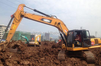 Excavator for Municipal engineering/Public work---Foton Lovol FR210