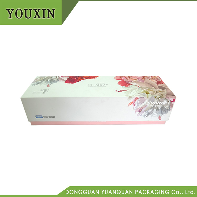 Drawer boxes rectangle paper gift boxes for skincare products