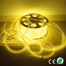 Newest double line LED strips IP67 White LED strips 5050 motorcycle led rope light
