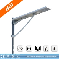 Modular Design 70W Integrated solar led street light CE ROHS Certificated