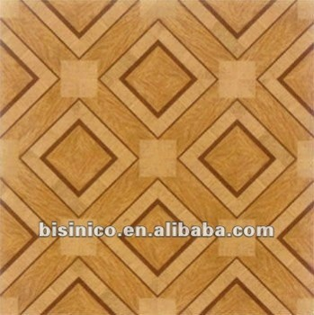 Art parquet wood flooring/country inlay wood flooring