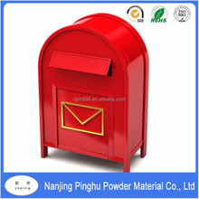 Ral Color Red Powder Paint for Mailbox