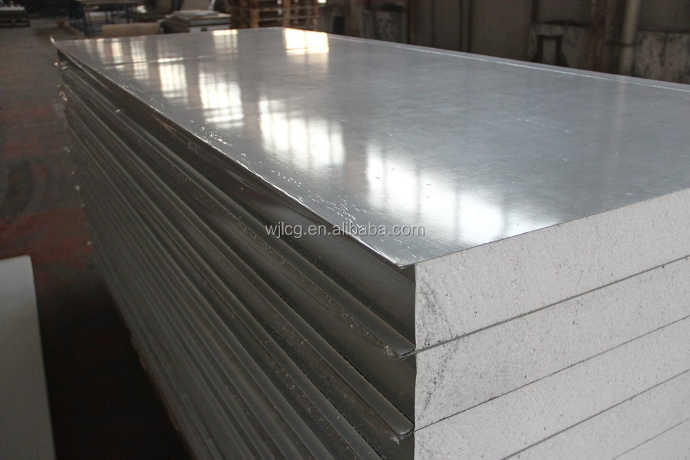 Polystyrene Wall Panels : Clean wall eps polystyrene sandwich panels for prefab