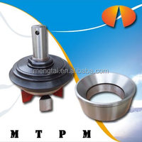 BOMCO mud pump valve body, valve seat , valve rubber and valve assembly