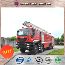 Promotions Jac Fire Truck, 3000 Liter Telescopic Boom Fire Truck