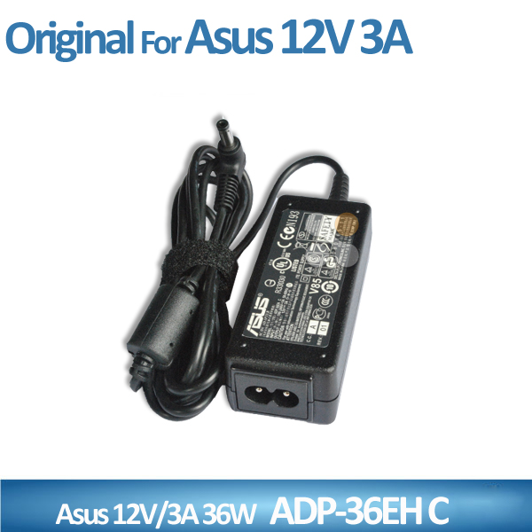 New Laptop AC Adapter for Asus ADP-36EH C exa0801xa 12 Volt 3 Amp 36W PSU