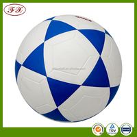 Official size 5 machine stitched soccer balls