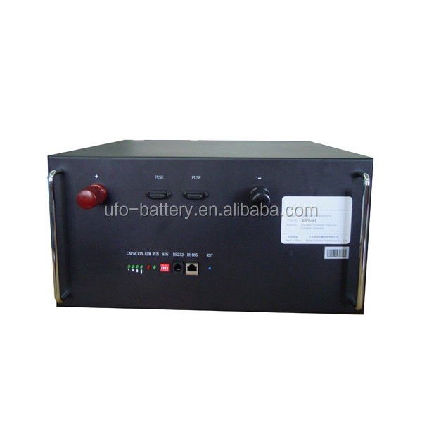 Lifepo4 48v 100ah battery pack powerful battery for golt cart, UPS backup system