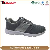 Lasted design low-ankle mesh upper casual look mens driving shoes