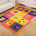 China wholesale price interlinking educational toy EVA alphabet puzzle floor baby play mat