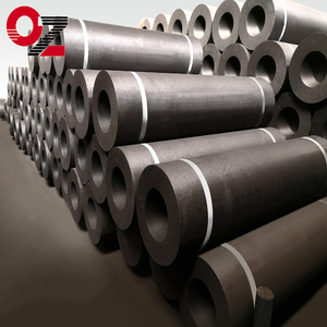 Good price RP HP diameter 200-700 length 1500-3000mm graphite electrode used in arc furnace