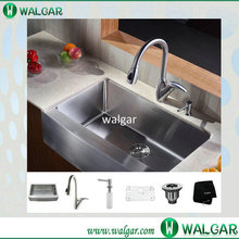used apron commercial stainless steel sinks