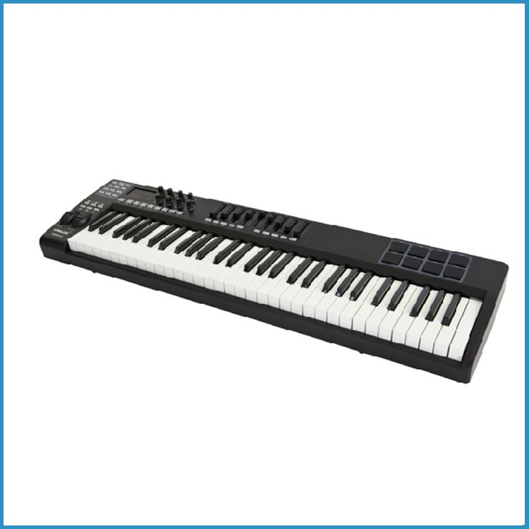 dj keyboard controller , professional studio midi controller for stage