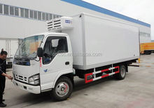 small box trucks for sale/truck with cooler/cooler truck