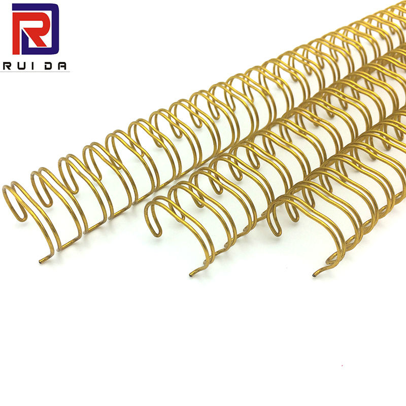 "golden color books bindng wire 1/4""-1-1/2"""