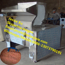 High quality stainless steel animal bone grinding machine for cow bone powder