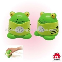 plastic Chinese Handy Frog Mini portable Vacuum Cleaner