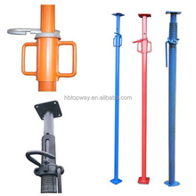 Scaffolding construction adjustable steel props jack acrow props