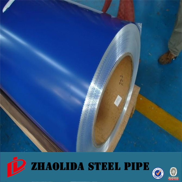 Cheap building materials shandong factory color steel for Cheap construction materials