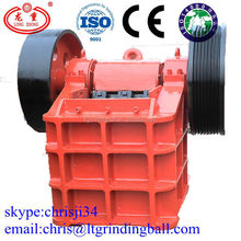 Long Teng pe-250x400 jaw crusher for mill with high performance