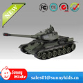 1:18 Auto-show 2.4GHZ boy toys Russian T-34 rc shooting tank model