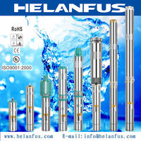 "3.5"" 4"" 6"" Stainless Steel 3 phase submersible pump"
