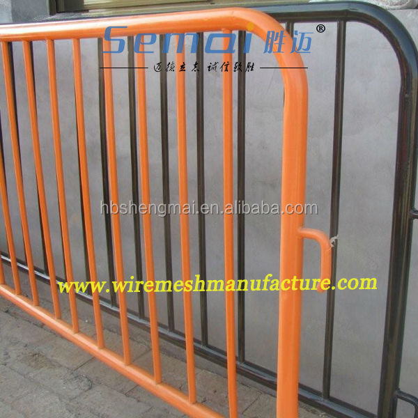 CanadaTemporary Fence /Temporary Fence Stands Concrete(Made In China)