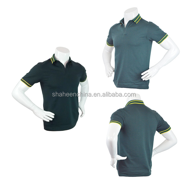 Top Quality Personalized Design And Logo Golf Polo Shirts,Anti-Shrink Men'S Sweatshirt