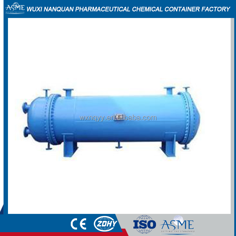 shell and tube type heat exchanger equipment price