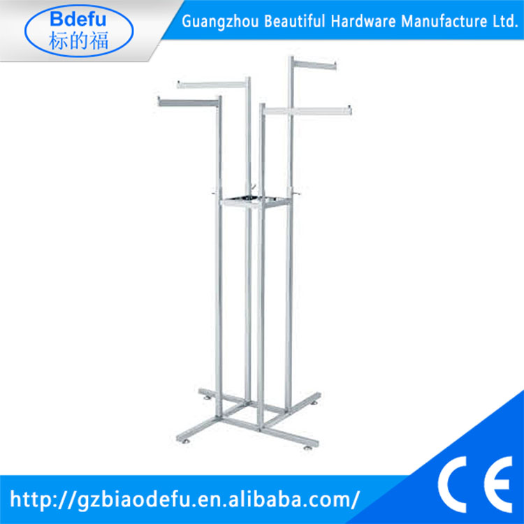 Chrome plating used clothing racks for sale,clothes holder