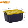 Custom Made High Quality Industrial Storage Plastic Tote Bin 25L