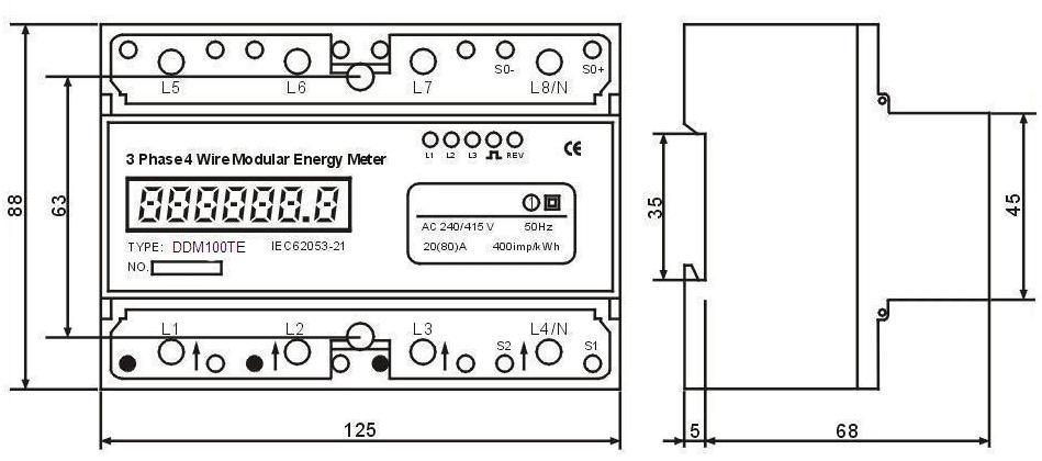 l t ct meter connection diagram wiring schematics and diagrams ct electric meter wiring diagram diagrams base